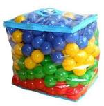 Juguete 100 Bolas de Colores