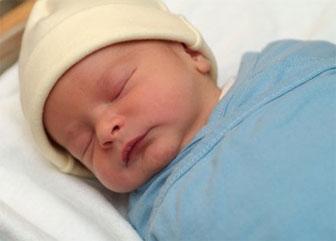 Bebés recién nacidos y sus primeros días