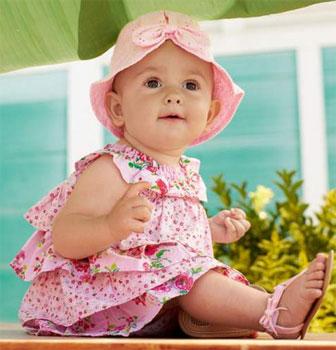 Marcas de Ropa de Bebé