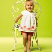 Sfera triunfa con su nueva línea de ropa de bebés y niños
