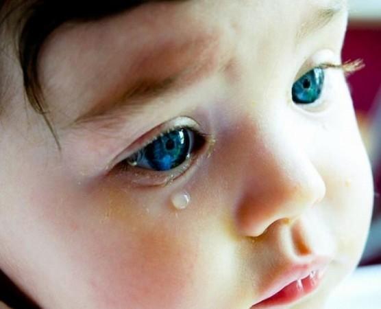 Porque llora mi bebe