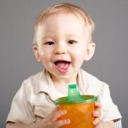 Vitamina C para tu bebé