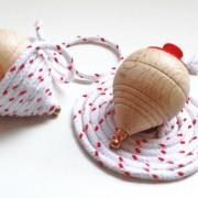 Juguetes tradicionales para niños, algo más que un muñeco de trapo