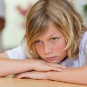 Los niños también sufren el pánico de las desapariciones