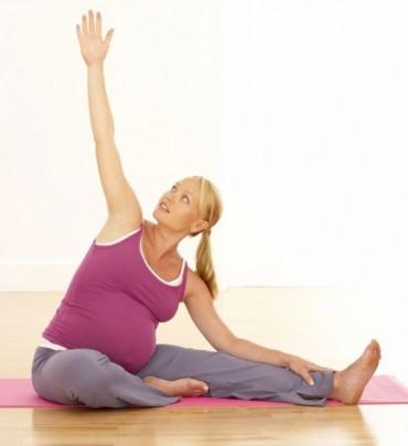 Ponte en forma antes, durante y después del embarazo