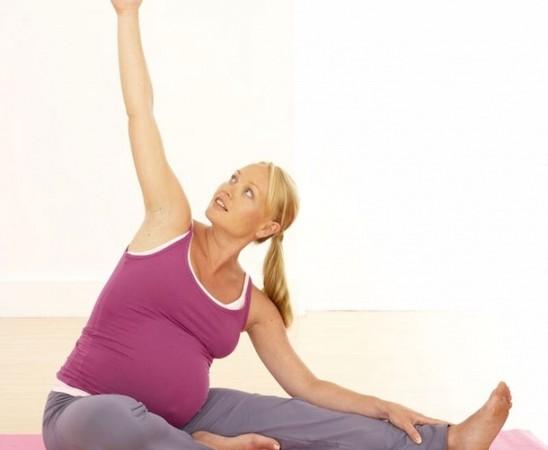 ponte en forma durante el embarazo