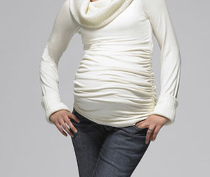 En el embarazo arréglate y ponte guapa con las amigas