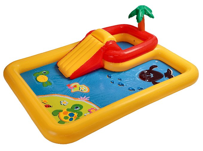 Piscinas desmontables el mayor deseo de un ni o en verano for Alcampo piscinas para ninos