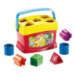Cubo con Bloques de Formas