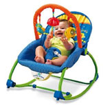 Mecedora Baby Gear