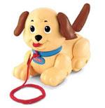 Juguetes de bebé Perrito para Arrastrar Snoopy