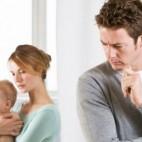 crisis de pareja tras la llegada de un bebe
