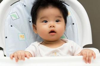 La primera foto de tu hijo adoptado en China
