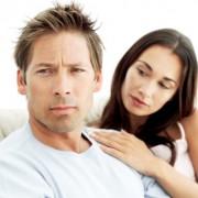 ¿Quién de los dos sufre problemas para tener un hijo?