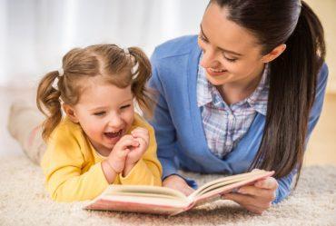 Importancia de leer cuentos a nuestros bebés