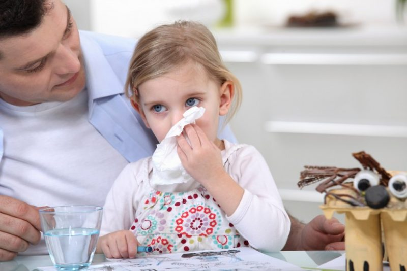 Los mejores remedios naturales contra la tos de tus hijos